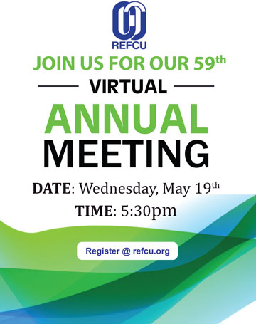 Join us for our virtual 59th annual meeting May 19th